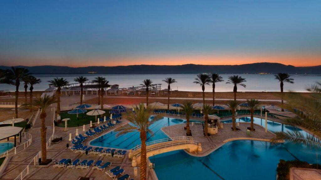 Crowne Plaza Dead Sea Hotel