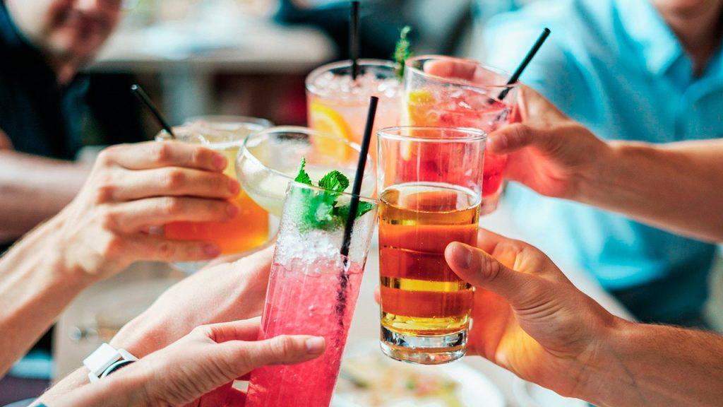 Drinking Bar in Eilat