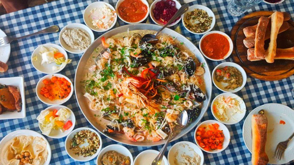 Fish Market a Fish Restaurant in Eilat