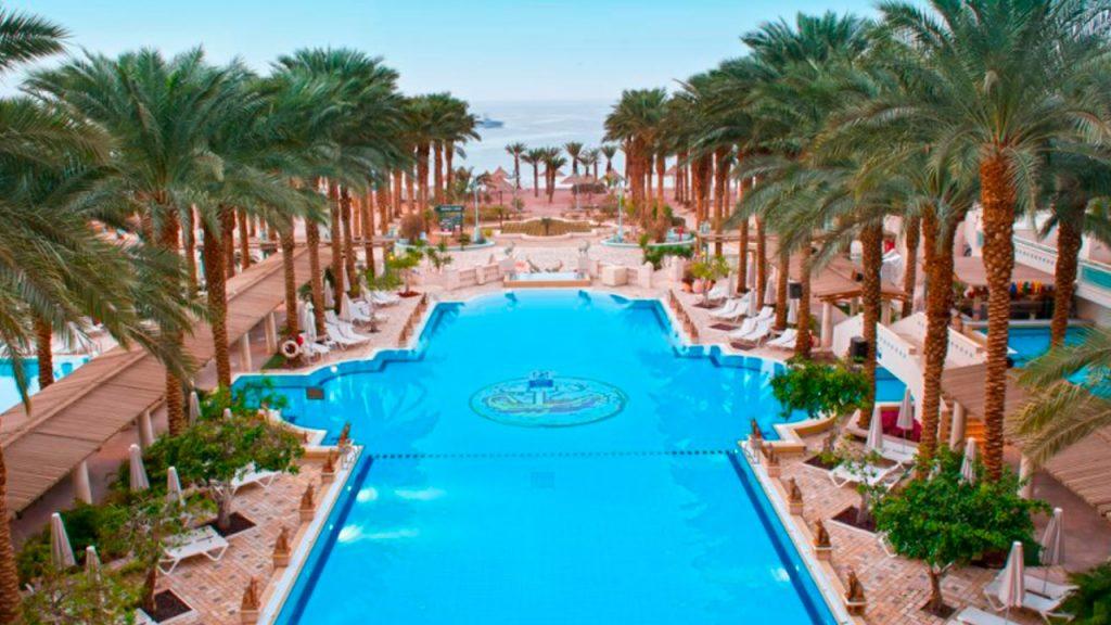 Herods Palace Eilat