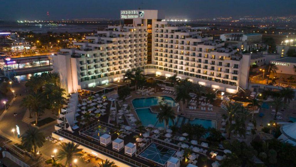 Isrotel King Solomon Eilat Hotel