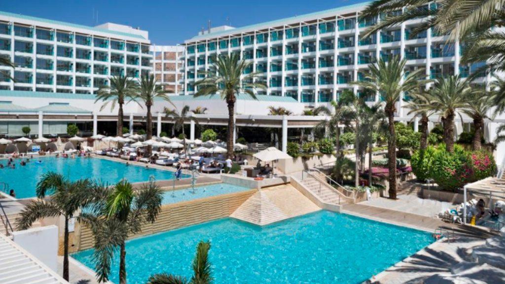 Isrotel Yam Suf Eilat Hotel