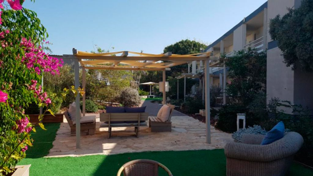 Q Village Hotel in Netanya Poleg Beach