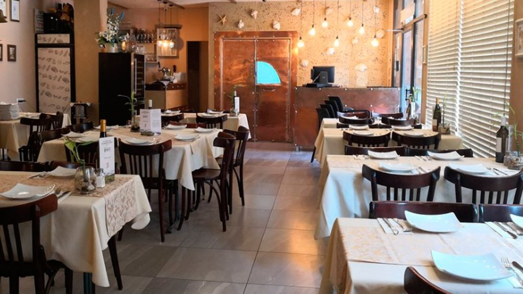 Rak Dagim Fish Restaurant in Eilat
