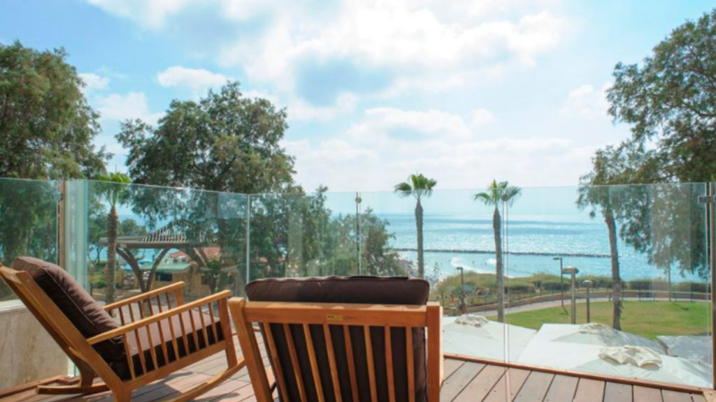 Residence Beach Netanya Hotel