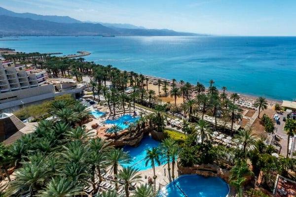 Royal Beach Eilat Hotel