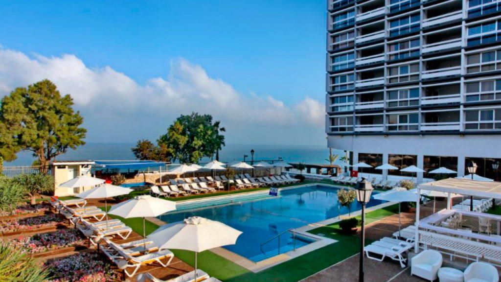The Seasons Hotel in Netanya