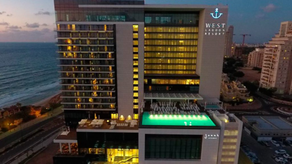 West Lagoon Resort Netanya Hotel